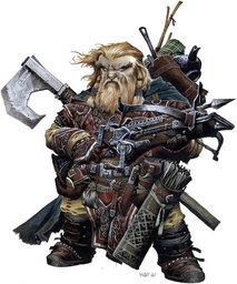 Harsk, the Ranger