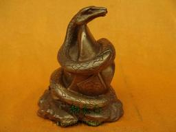 Snake Figurine