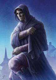 Dorian 'Sagestaff'