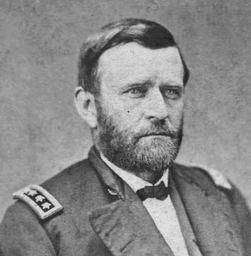 Ex-President Ulysses S. Grant