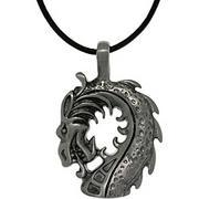 Black Dragon Amulet