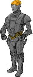 "SE4-KRY10 ""Kryten"" Servant Droid"