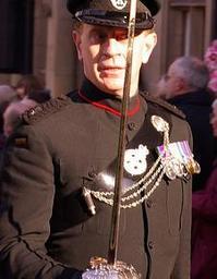 Colonel Tysen Ronas