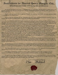Shackles Letter of Marque
