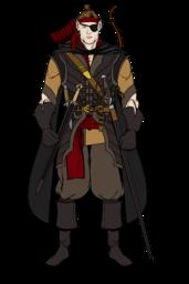 Sylas Blackheart
