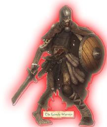 The Lonley Warrior