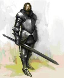 Commander Meric Stoneheart