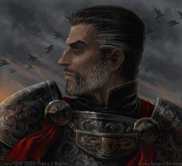 High Lord Maegar Varn