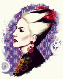 Lady Gwinnet Vilhelm