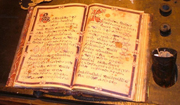Spellbook of Chrysalis Black