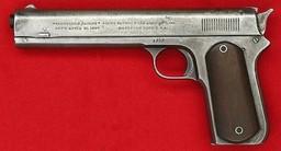 38 Automatic Pistol